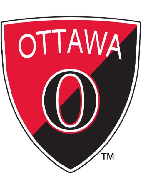 Ottawa Senators third jersey logo 2012