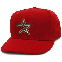 Houston Astros Stars and Stripes Camouflage Cap 2012