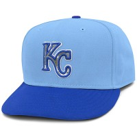 Kansas City Royals Stars and Stripes Camouflage Cap 2012