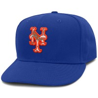 New York Mets Stars and Stripes Camouflage Cap 2012