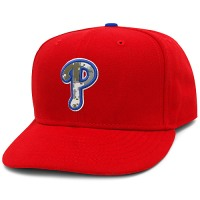 Philadelphia Phillies Stars and Stripes Camouflage Cap 2012