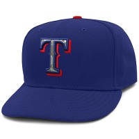 Texas Rangers Stars and Stripes Camouflage Cap 2012