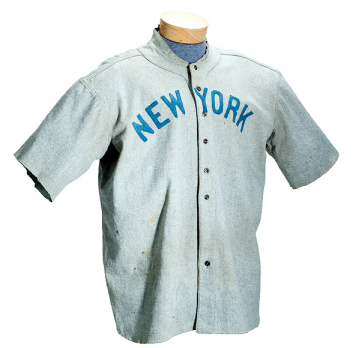 Babe Ruth 1920 New York Yankees Jersey