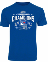 New York Rangers 2012 Eastern Conference Champions t-shirt