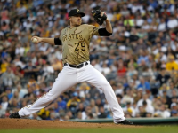 Pittsburgh Pirates Camouflage Jerseys 2012