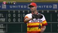 Houston Astros 2012 Throwbacks of 1975-1979 Uniforms