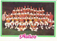 1978 Houston Astros